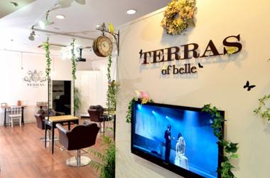 TERRAS of belle